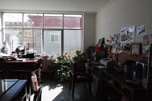 Zhang Li's office
